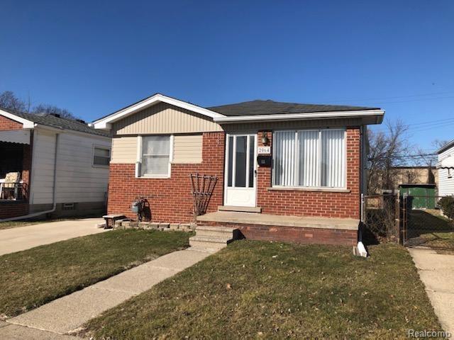 2064 Olive Avenue, Lincoln Park, MI 48146 (#219025017) :: Duneske Real Estate Advisors