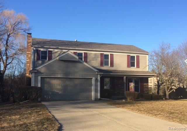 2683 Dansbury Court, Orion Twp, MI 48360 (#219025048) :: RE/MAX Nexus