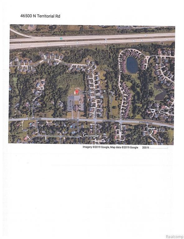 46500 N Territorial Road, Plymouth Twp, MI 48170 (#219028751) :: RE/MAX Classic