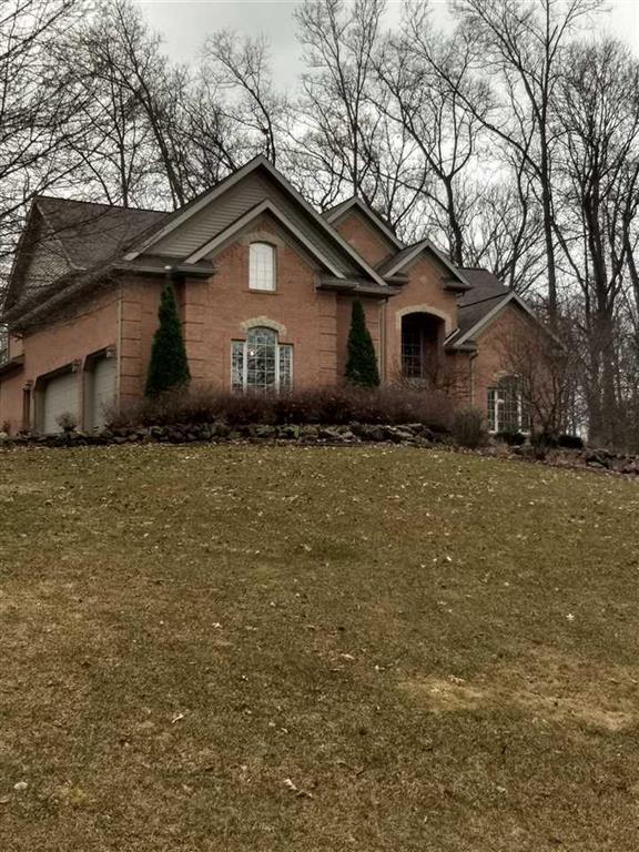 8165 Foldenauer Dr, Hartland Twp, MI 48843 (#5031375405) :: The Mulvihill Group