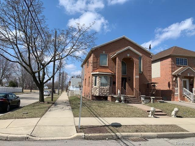 7601 Mead Street, Dearborn, MI 48126 (#219030949) :: The Buckley Jolley Real Estate Team