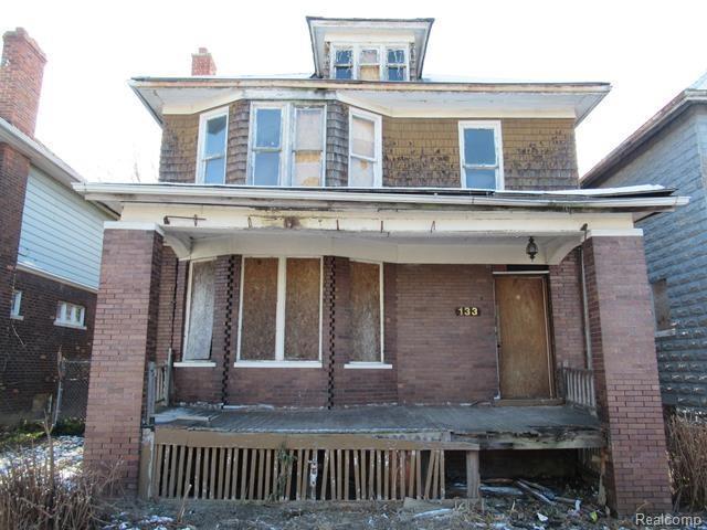 133 Tyler Street, Highland Park, MI 48203 (#219031930) :: The Buckley Jolley Real Estate Team