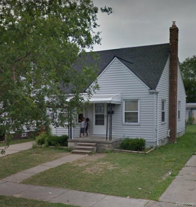 6747 Greenview Avenue, Detroit, MI 48228 (MLS #219032879) :: The Toth Team