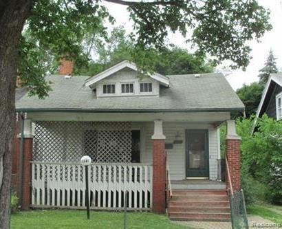 13581 Mendota Street, Detroit, MI 48238 (MLS #219034742) :: The Toth Team