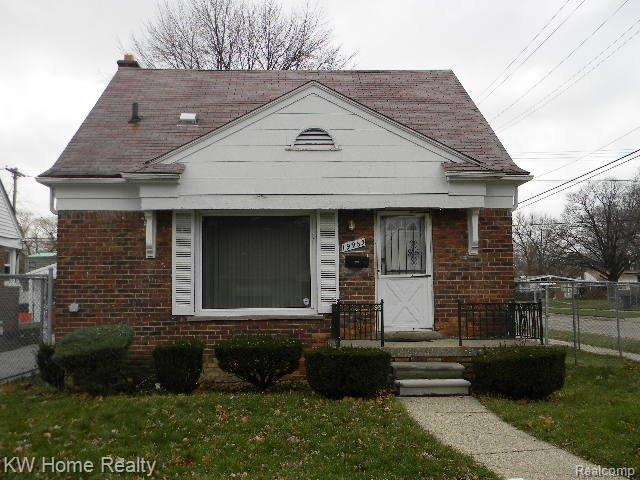19965 Cooley Street, Detroit, MI 48219 (#219036756) :: Keller Williams West Bloomfield