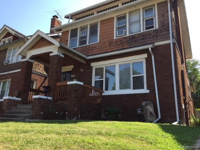 3779 Gladstone Street, Detroit, MI 48206 (MLS #219037299) :: The Toth Team