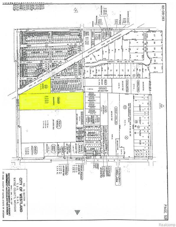 0000 Cherry Hl Road, Westland, MI 48185 (#219037913) :: RE/MAX Nexus