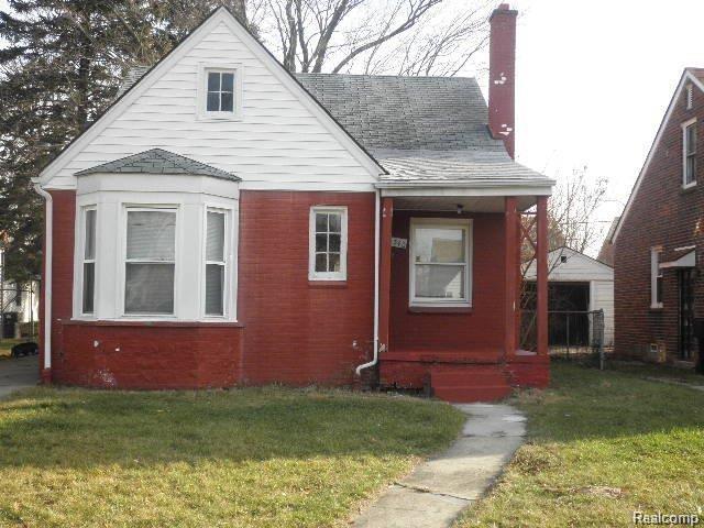 19340 Plainview Avenue, Detroit, MI 48219 (#219039486) :: RE/MAX Classic