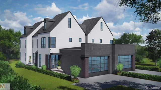 597 Randolph Street #2, Northville, MI 48167 (#219039602) :: GK Real Estate Team