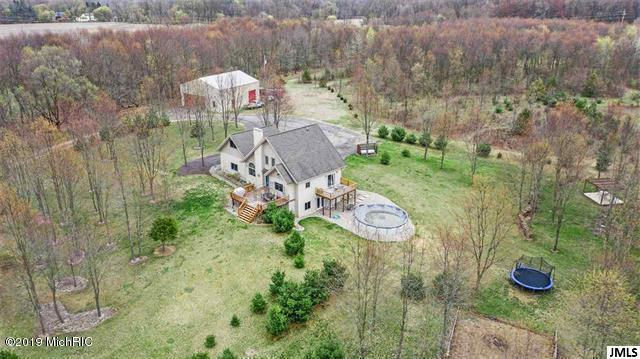 1605 E Goose Lake Rd, Scipio Twp, MI 49250 (#53019017815) :: The Alex Nugent Team | Real Estate One
