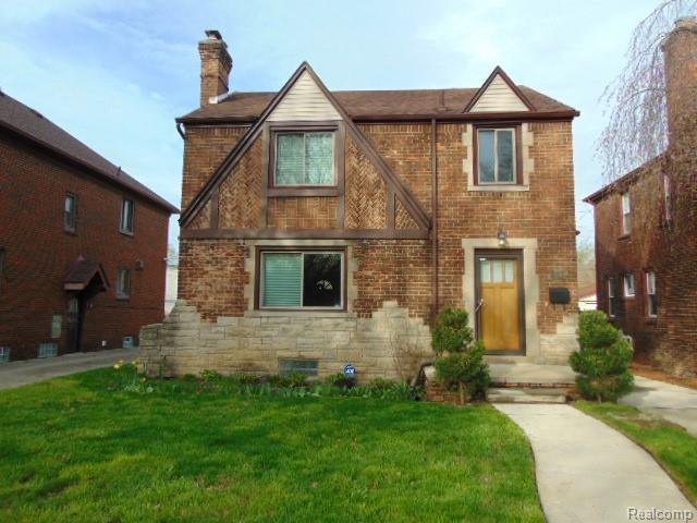 3930 Yorkshire Road, Detroit, MI 48224 (#219042322) :: The Buckley Jolley Real Estate Team