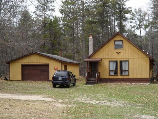 3544 Chase Bridge Road, Grayling, MI 49738 (#543264978) :: The Buckley Jolley Real Estate Team