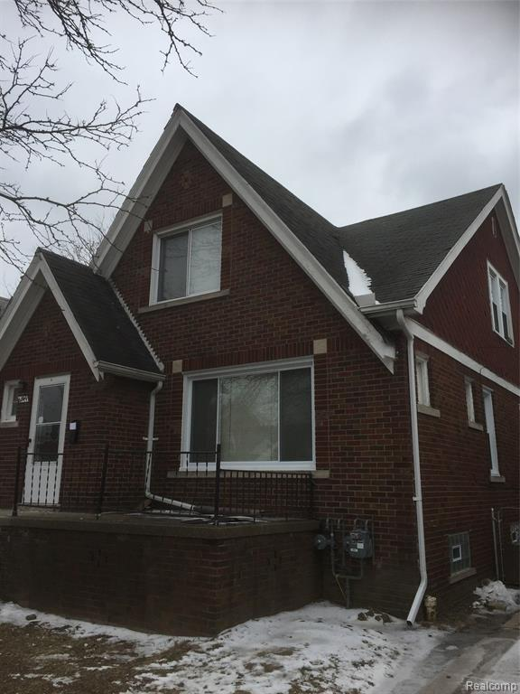 6849 Archdale Street, Detroit, MI 48228 (MLS #219045251) :: The Toth Team