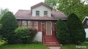 21444 Pickford Street, Detroit, MI 48219 (MLS #219046120) :: The Toth Team