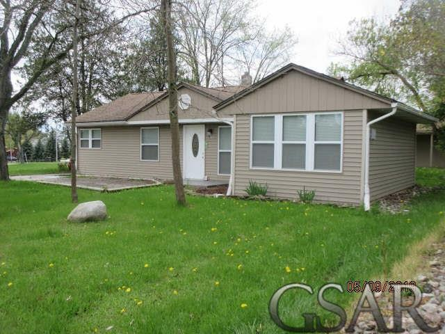 1236 S Shiawassee, Owosso, MI 48867 (MLS #60031380337) :: The Toth Team