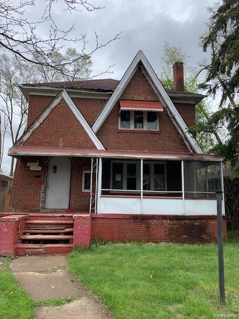14134 Prevost Street, Detroit, MI 48227 (#219046215) :: RE/MAX Classic