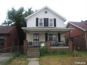 7797 W Outer Drive, Detroit, MI 48235 (MLS #219046275) :: The Toth Team