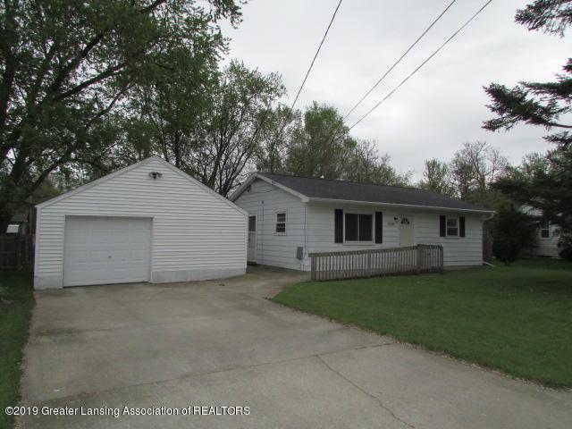 6115 Yunker Street, Lansing, MI 48911 (#630000236652) :: The Alex Nugent Team | Real Estate One