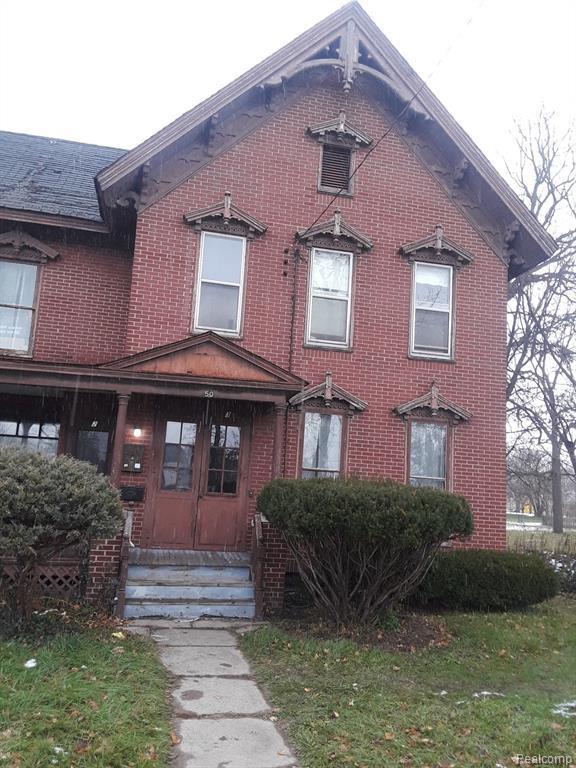50 Clark Street, Pontiac, MI 48342 (MLS #219046500) :: The Toth Team
