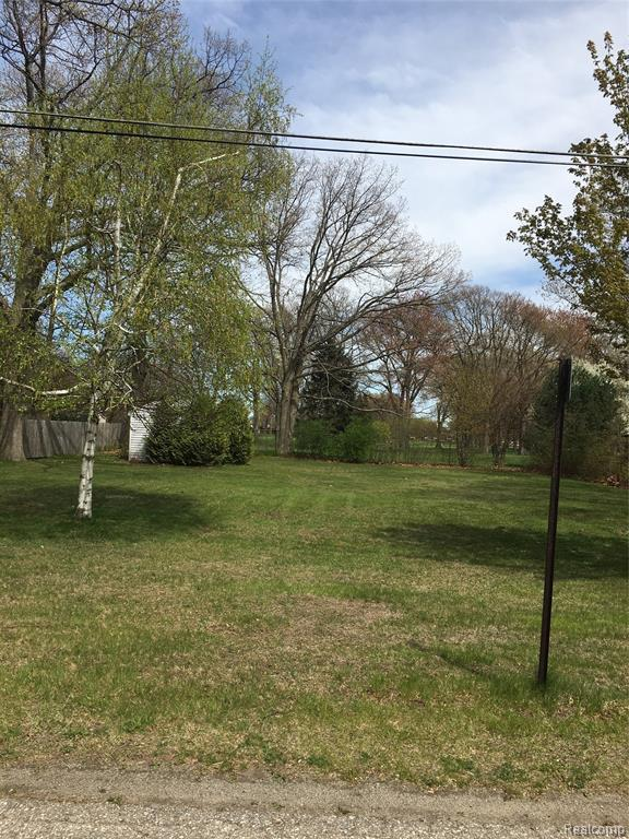 LOT 9 Helen Ave, Fort Gratiot Twp, MI 48059 (MLS #219046517) :: The Toth Team
