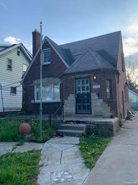 13595 Washburn Street, Detroit, MI 48238 (MLS #219046637) :: The Toth Team