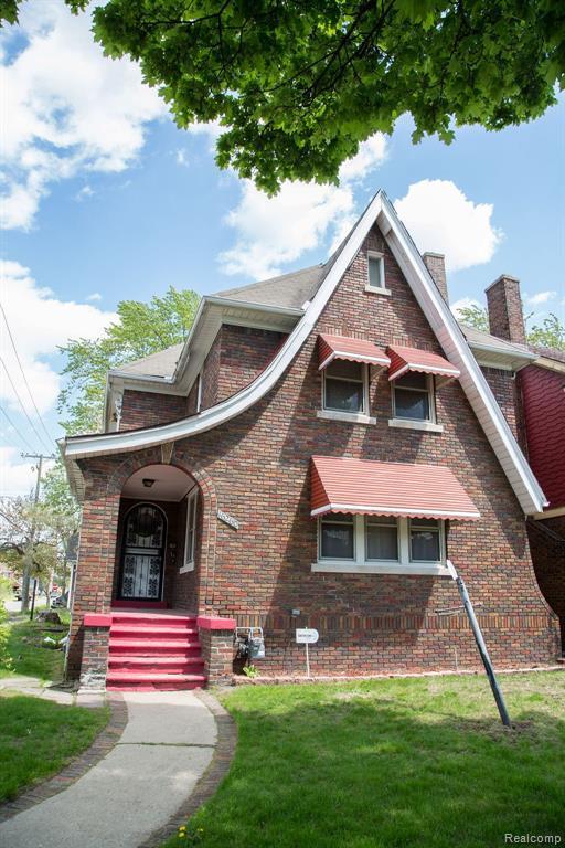 16260 Wildemere Street, Detroit, MI 48221 (MLS #219046729) :: The Toth Team