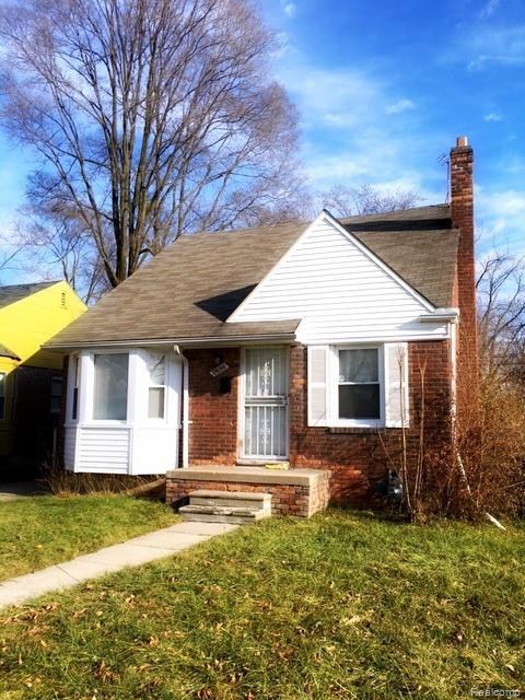19150 Stahelin Avenue, Detroit, MI 48219 (MLS #219046903) :: The Toth Team