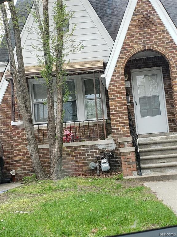 16715 Turner Street, Detroit, MI 48221 (MLS #219047142) :: The Toth Team