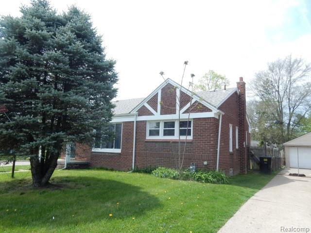 20001 Evergreen Road, Detroit, MI 48219 (MLS #219047168) :: The Toth Team