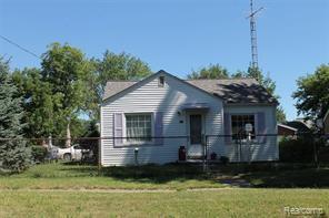 591 Garfield Avenue, Mt Morris, MI 48458 (#219047325) :: Duneske Real Estate Advisors
