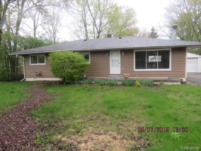 21060 Delaware Street, Southfield, MI 48033 (#219047380) :: The Buckley Jolley Real Estate Team