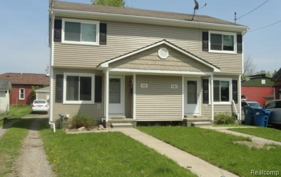 305 S Saginaw Street, Holly Vlg, MI 48442 (#219047464) :: GK Real Estate Team
