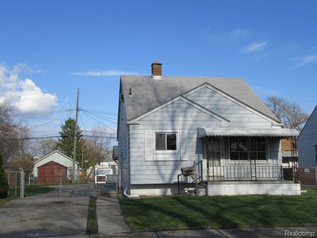 4221 Irene Ave, Lincoln Park, MI 48146 (#219047510) :: GK Real Estate Team