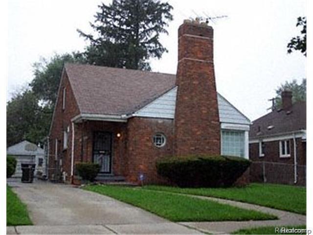 16861 Gilchrist Street, Detroit, MI 48235 (#219047766) :: RE/MAX Classic
