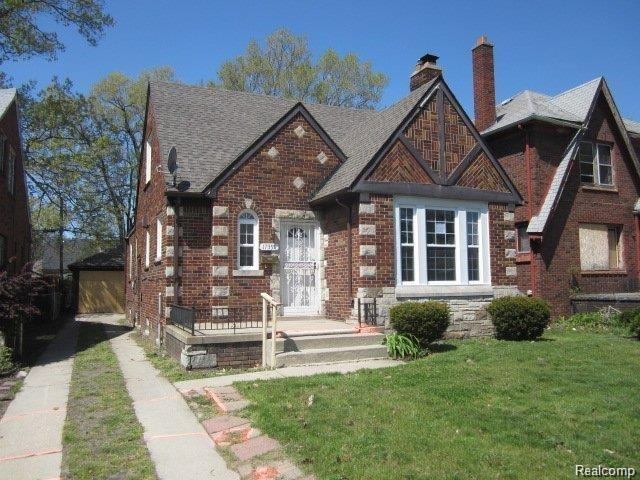 17357 Birwood Street, Detroit, MI 48221 (#219047797) :: The BK Agency