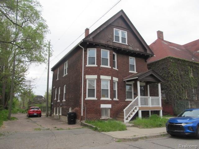7014 Kercheval Street, Detroit, MI 48207 (MLS #219048356) :: The Toth Team