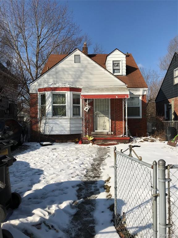 18439 Goulburn Street, Detroit, MI 48205 (#219048587) :: The Buckley Jolley Real Estate Team