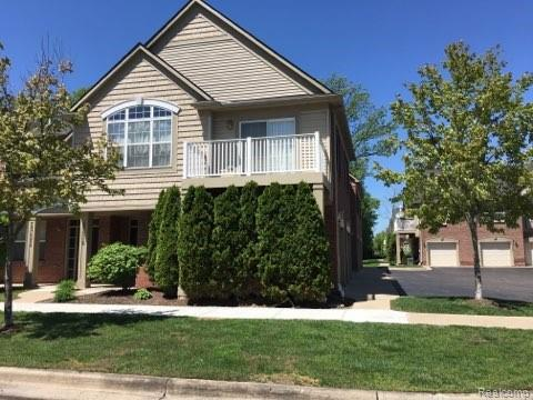 47516 Ormskirk Drive #223, Canton Twp, MI 48188 (#219048815) :: RE/MAX Classic