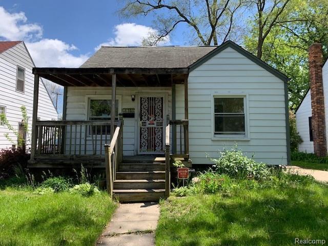 18568 Saint Aubin Street, Detroit, MI 48234 (MLS #219049256) :: The Toth Team