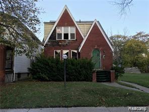 7716 Prairie Street, Detroit, MI 48210 (MLS #219049637) :: The Toth Team