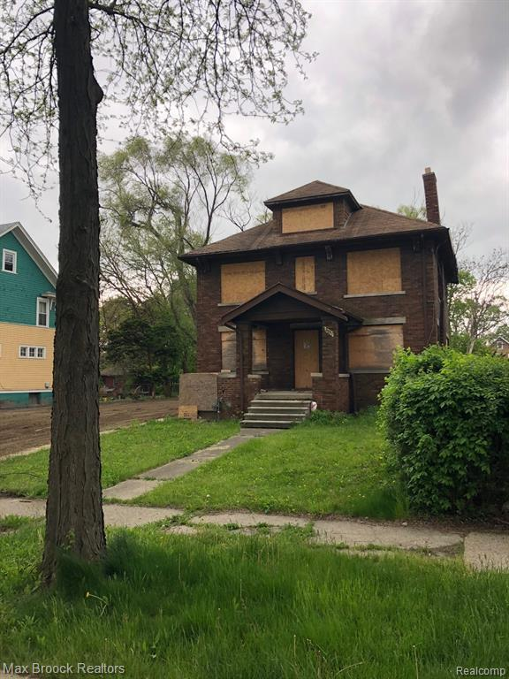 2531 N Lasalle Gardens, Detroit, MI 48206 (MLS #219051255) :: The Toth Team