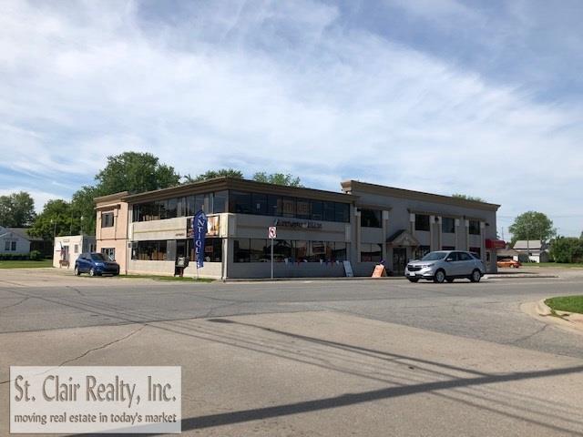 105 Fairbanks St., Marine City, MI 48039 (MLS #58031383128) :: The Toth Team