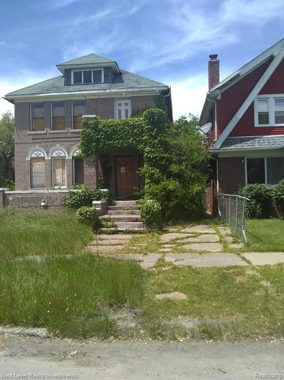 4264 W Grand Street, Detroit, MI 48238 (MLS #219055828) :: The Toth Team