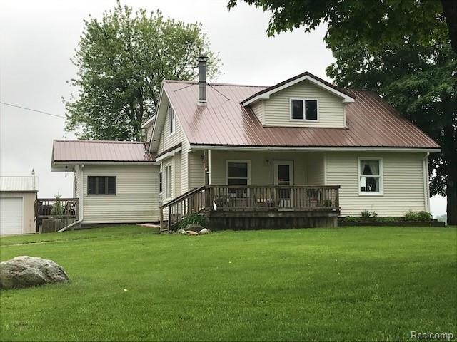 5141 Cotter Road, Marlette Twp, MI 48453 (#219057060) :: The Buckley Jolley Real Estate Team
