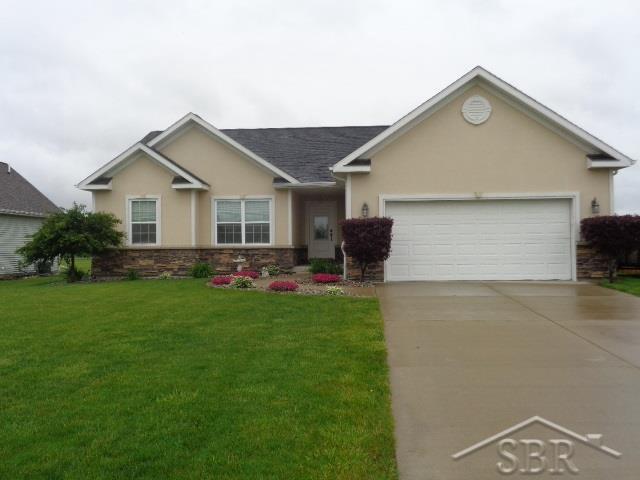 8889 Cottonwood, Tittabawassee Twp, MI 48623 (#61031383662) :: GK Real Estate Team