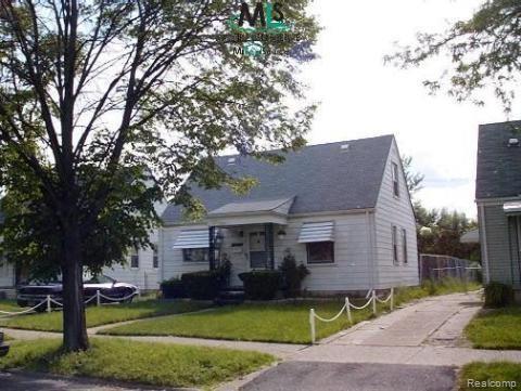 20251 Rowe Street, Detroit, MI 48205 (MLS #219057375) :: The Toth Team