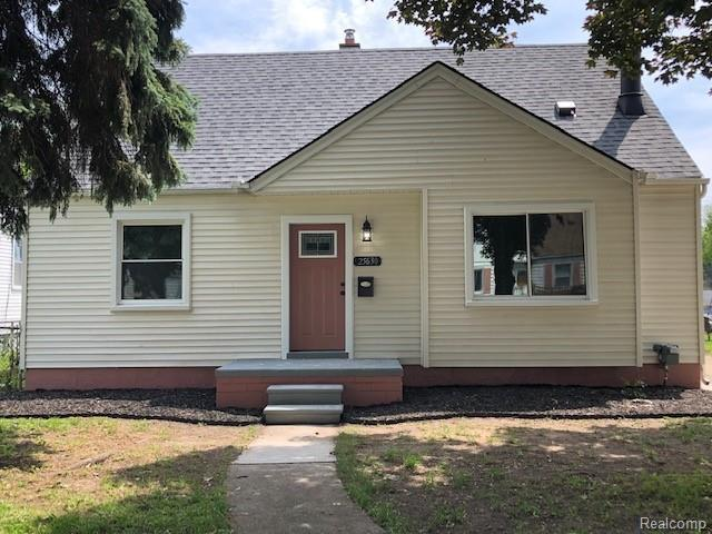 25630 Cole Street, Roseville, MI 48066 (#219058169) :: Keller Williams West Bloomfield