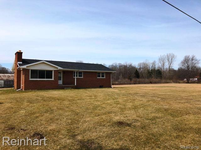 12834 Tuttle Hill Road, Augusta Twp, MI 48191 (MLS #219058258) :: The John Wentworth Group
