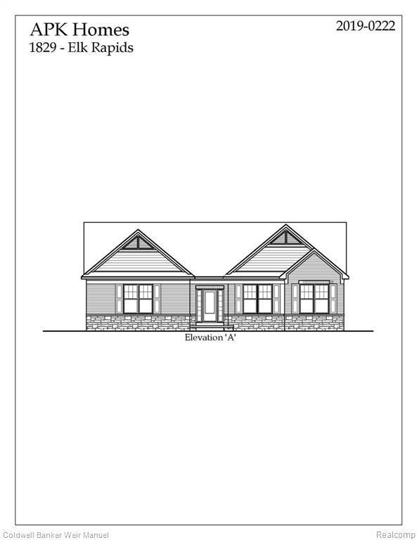 9005 Cheri Lane, Augusta Twp, MI 48197 (MLS #219058441) :: The John Wentworth Group