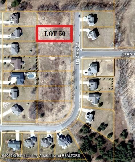 Lot 50 Belgian Drive, Delta Twp, MI 48906 (#630000237714) :: GK Real Estate Team
